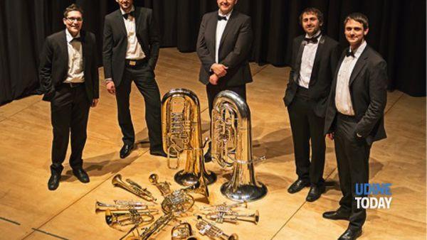 Concerto aperitivo a Precenicco con i Sounday Brass
