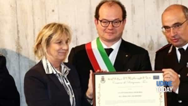 cittadinanza onoraria all' arma dei carabinieri.-2