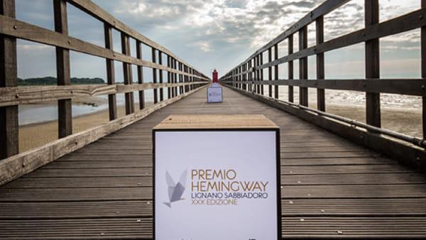Premio Hemingway: a Lignano gli Incontri con i vincitori del 2017