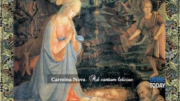 Nuovo album del coro Vincenzo Ruffo: Carmina Nova