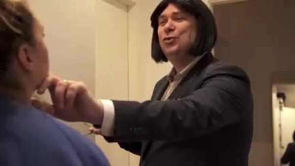 """VIDEO Ruggero de I Timidi spiega """"come rimorchiare vostra moglie in quarantena"""""""