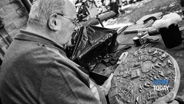 """""""artisti contemporanei a palazzo"""" : il viaggio nella storia dell'arte di sergio mazzola-3"""