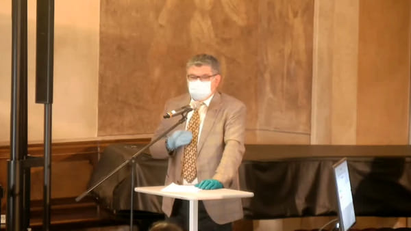 """""""A Udine nessuno pensa ai ricchi, sono discriminati"""", l'intervento choc del consigliere comunale"""