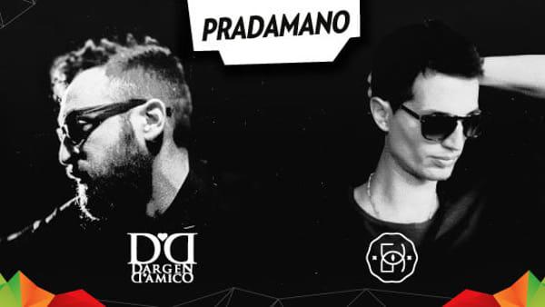Dargen D'Amico a Pradamano per la seconda data di Homepage Festival