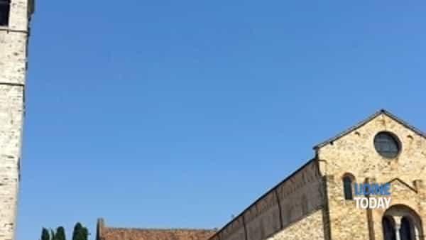 """Aquileia, arriva """"Vinum in fundo"""""""