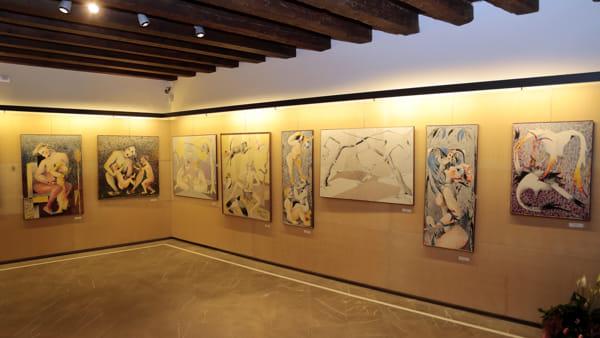 A Palazzo Morpurgo una mostra dedicata all'artista friulana Mirka Mantoani