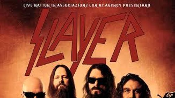 Il metal degli Slayer per l'estate lignanese