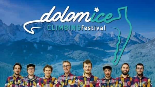 A Sappada c'è il festival di arrampicata su ghiaccio