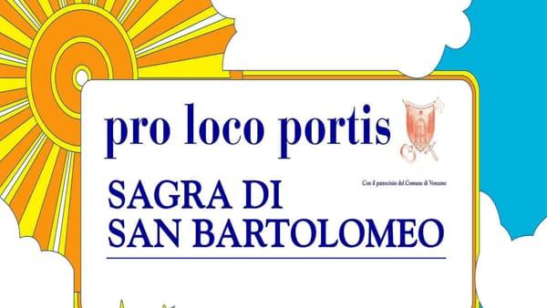 Sagra di San Bartolomeo a Portis di Venzone