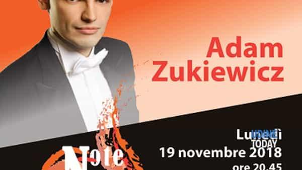 Adam Zukiewicz in concerto a  Passons di Pasian di Prato
