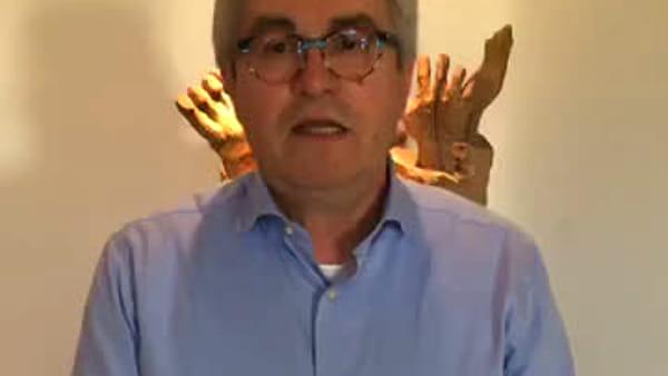 """VIDEO: """"Non andate nei parchi pubblici, state a casa"""", il videomessaggio del Sindaco Fontanini"""