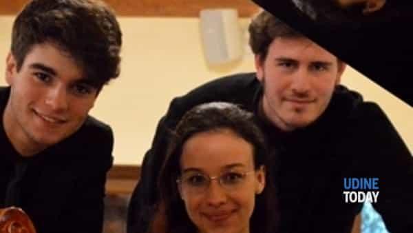 """Il trio Scudeller-Baldizzi-Cecino inaugura """"Armonie in corte 2019"""""""