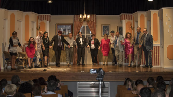 Teatro solidale al Palamostre: la compagnia Tetris in scena per aiutare l'Andos Udine