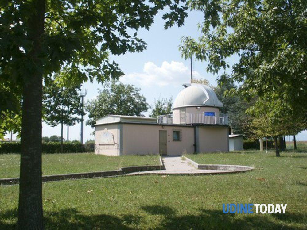 L'osservatorio di Remanzacco
