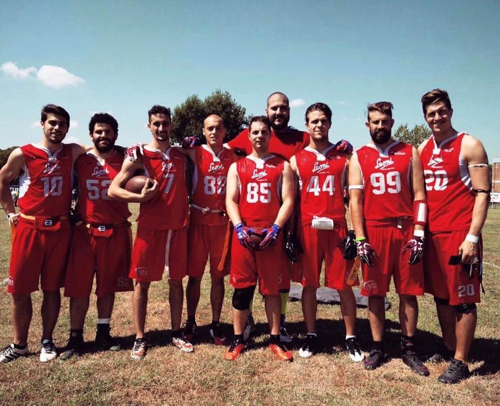 Leoni American Football Team-2