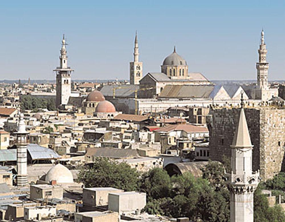 Un'immagine di Damasco