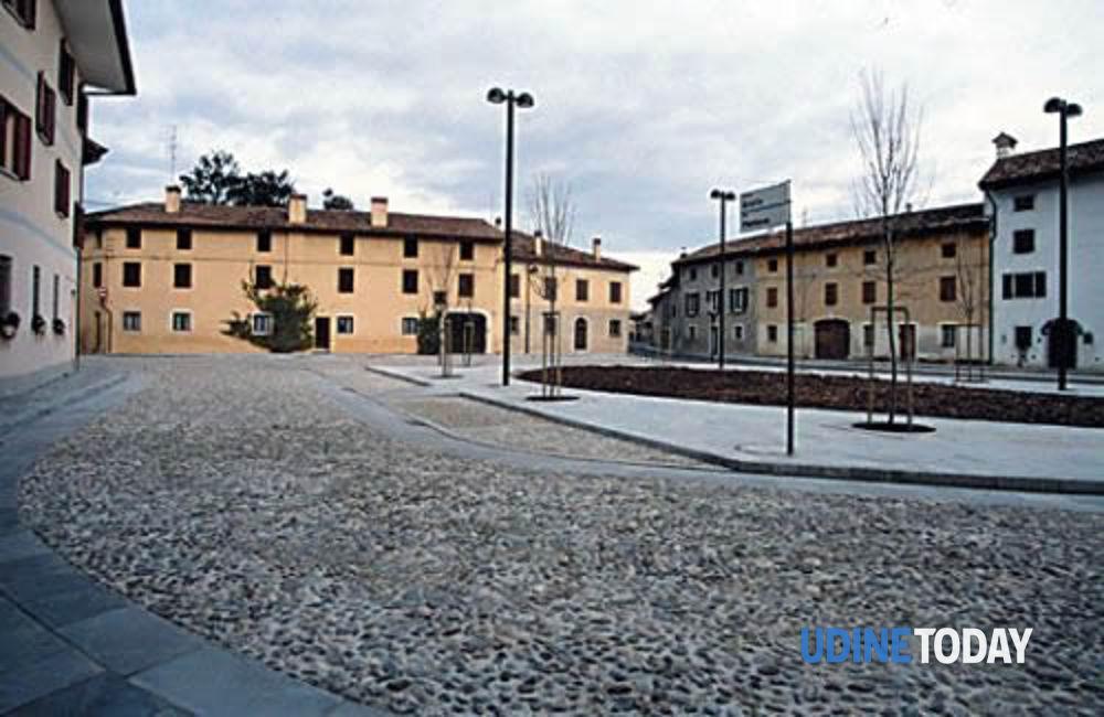 Il borgo di Clauiano