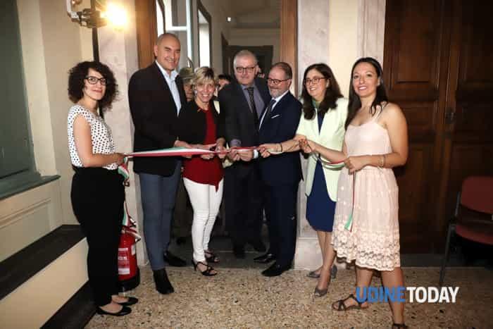 """Inaugurata la mostra """"Il velo di Tisbe"""" a Palazzo Morpurgo-2"""
