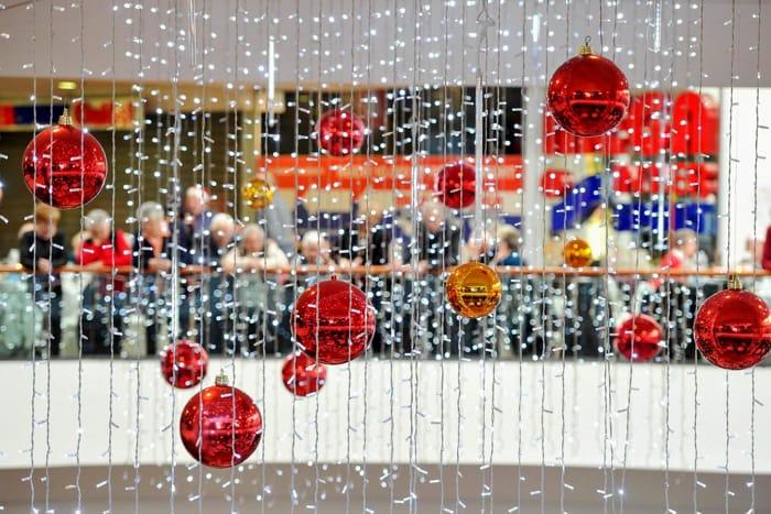 01 Nonno Natale a Citta' Fiera. 26-12-2019 © Foto Petrussi