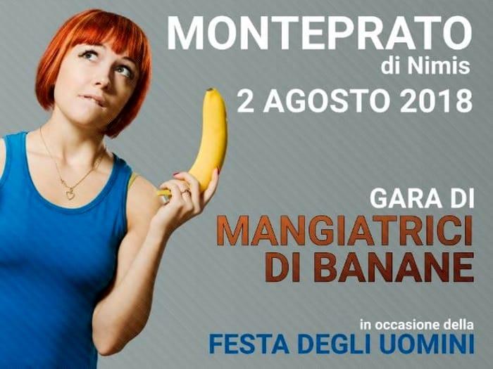 Festa degli Uomini 2018 a Monteprato di Nimis, 1 e 2 agosto 2018-2