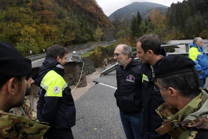 Feddriga Riccardi genio esercito ponte crollato Comeglians-2