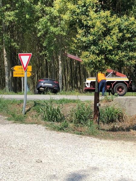 Incidente in via Zavattina, tra Muzzana del Turgnano e San Giorgio di Nogaro-3