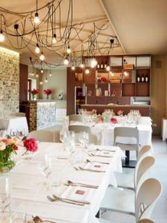 Vigne del Malina, il ristorante